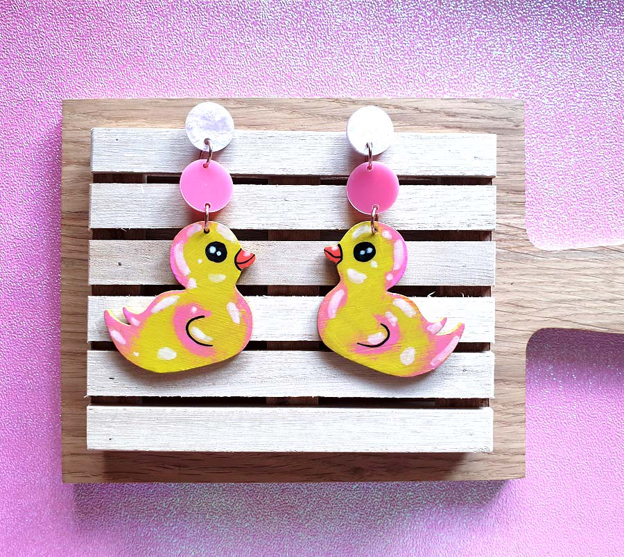 Duckie - dangles