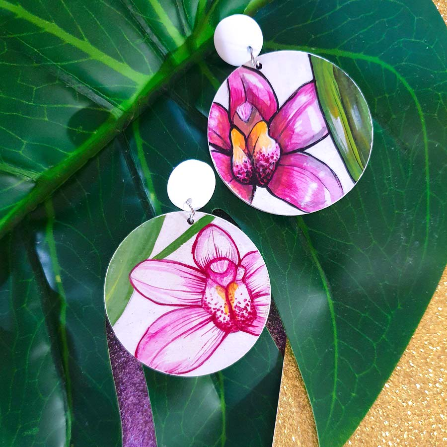'Orchid vs orchid'- dangles