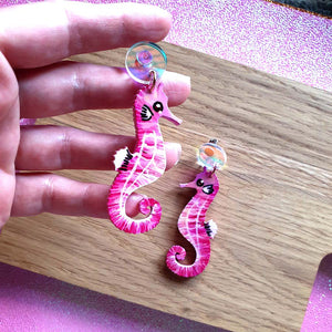 'Penny the seahorse' - dangles