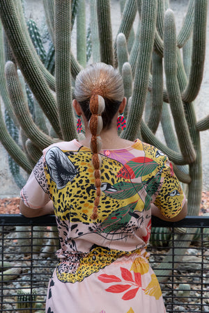 Jungle jangle in the Rebel Tee - JERSEY COTTON