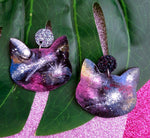'Galaxy cats' - dangles