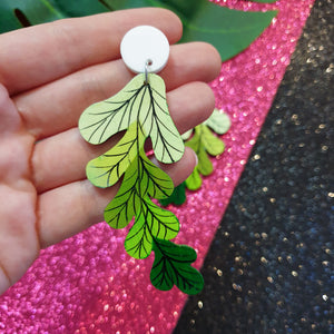 'Summer fern' - dangles