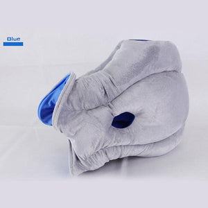 Ostrich Lunch Break Pillow