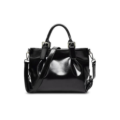 Fashion Women Cowhide Handbag