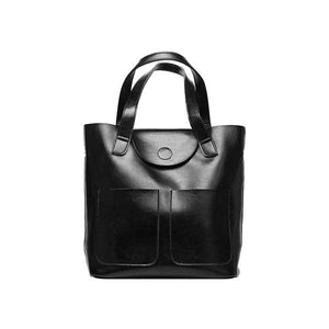 Fashion PU Leather Shoulder Bag Handbag