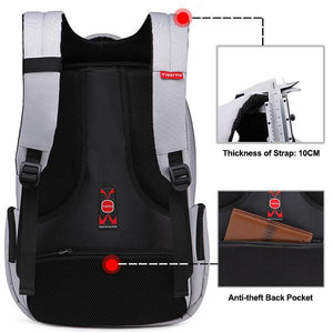 Anti-theft Water-proof Backpack Casual Backpack