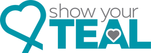 The Show Your Teal logo | supplying products to help families with food allergies