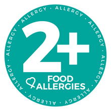 Multiple Food Allergy alert patch to be used on medical bag, backpacks and other bags. Can be used where you use moral patches.