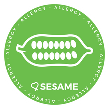 Sesame Allergy alert patch to be used on medical bag, backpacks and other bags. Can be used where you use moral patches.
