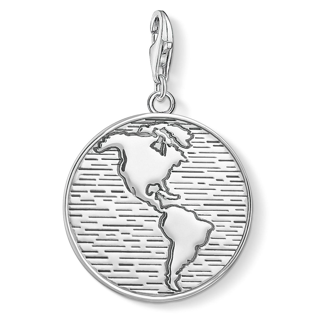 "Charm Pendant ""Disc World"" - THOMAS SABO Thailand"