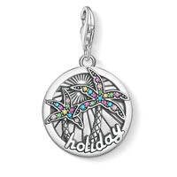 "Charm pendant ""disc tropical"" - THOMAS SABO Thailand"