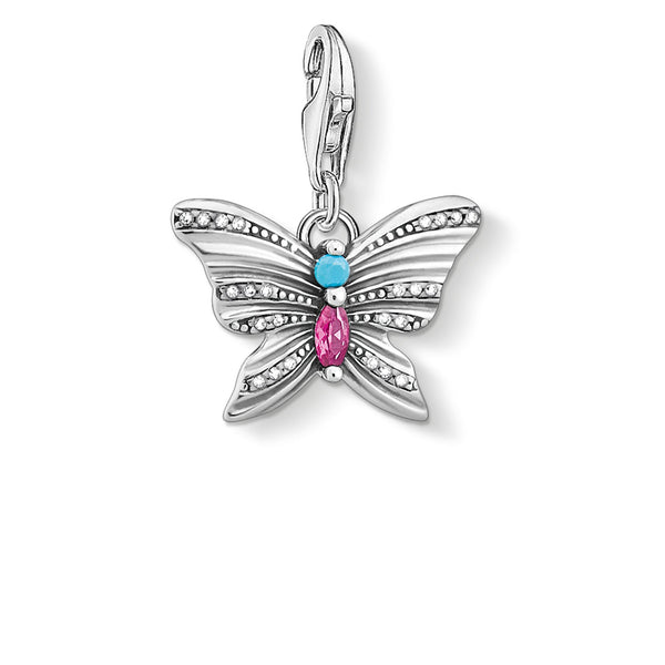 charm pendant butterfly silver - THOMAS SABO Thailand