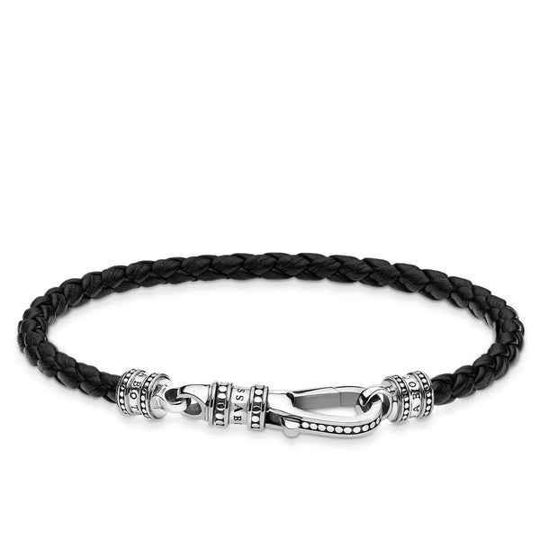 Leather strap Lobster clasp - THOMAS SABO Thailand