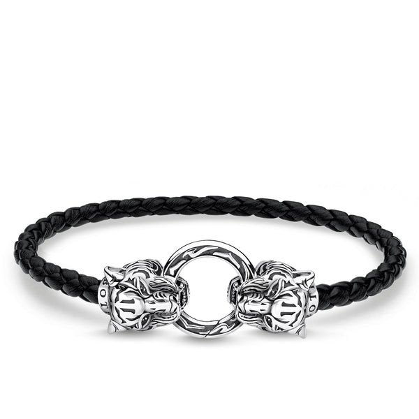Leather strap tiger - THOMAS SABO Thailand