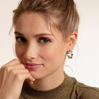 "Hoop Earrings ""Classic Small"" - THOMAS SABO Thailand"