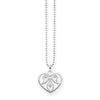 "Necklace ""Heart Ornamentation"" - THOMAS SABO Thailand"