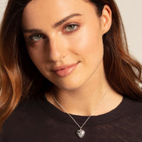 "Necklace ""heart locket anchor"" - THOMAS SABO Thailand"