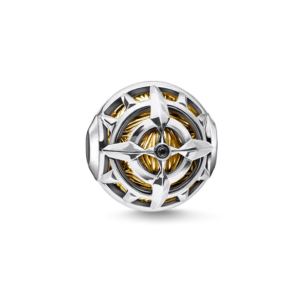 Bead compass gold - THOMAS SABO Thailand