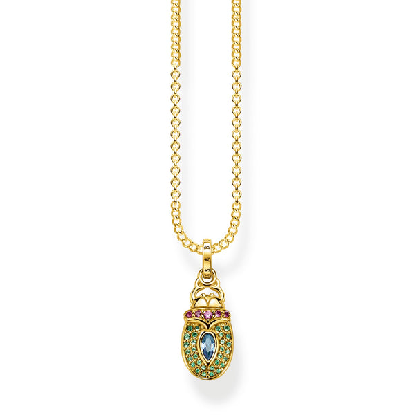 Necklace scarab - THOMAS SABO Thailand