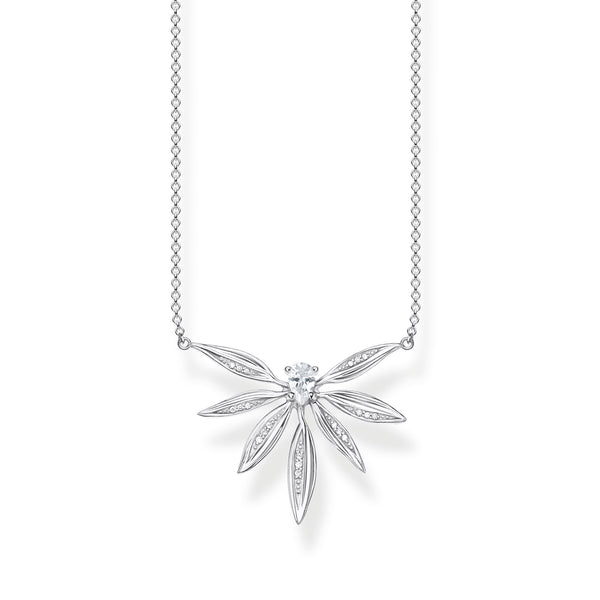 necklace leaves silver - THOMAS SABO Thailand