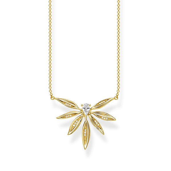 necklace leaves gold - THOMAS SABO Thailand