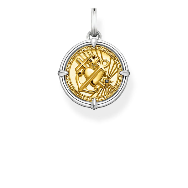 Pendant faith, love, hope - THOMAS SABO Thailand