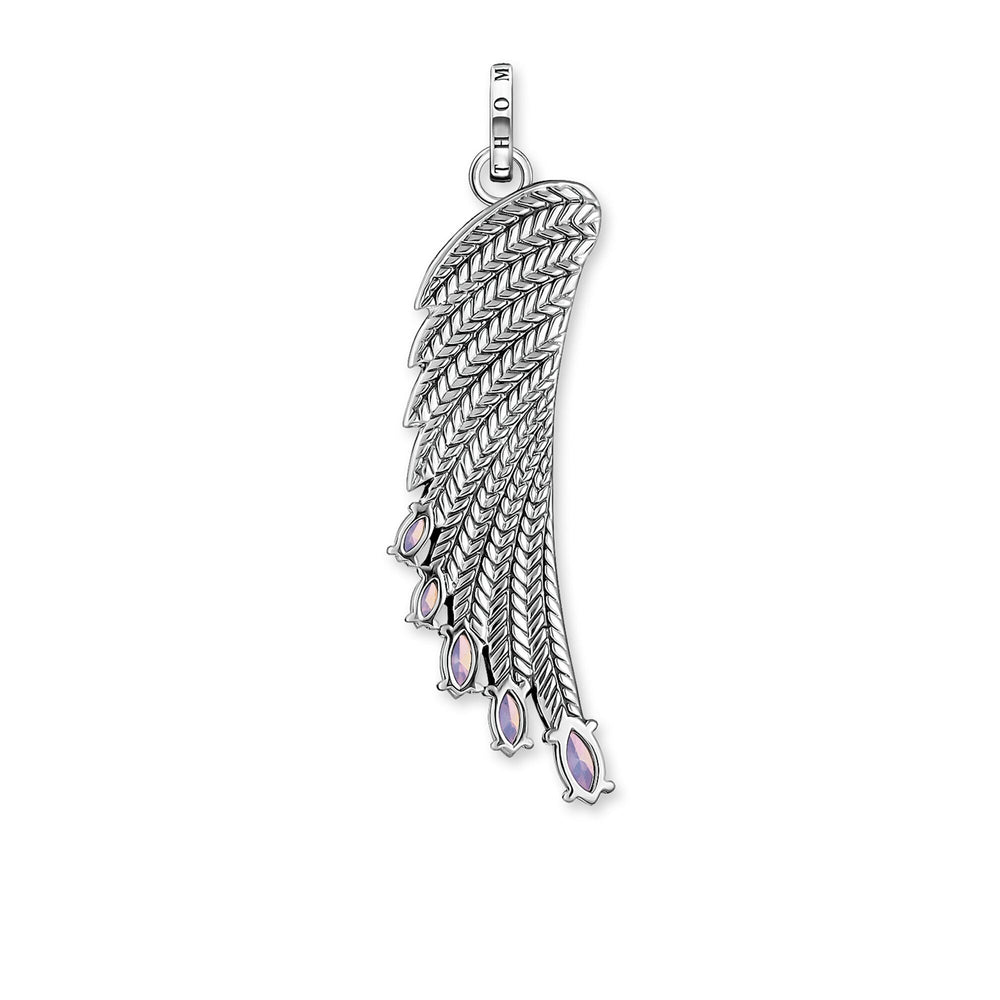 pendant bright silver-coloured hummingbird wing - THOMAS SABO Thailand