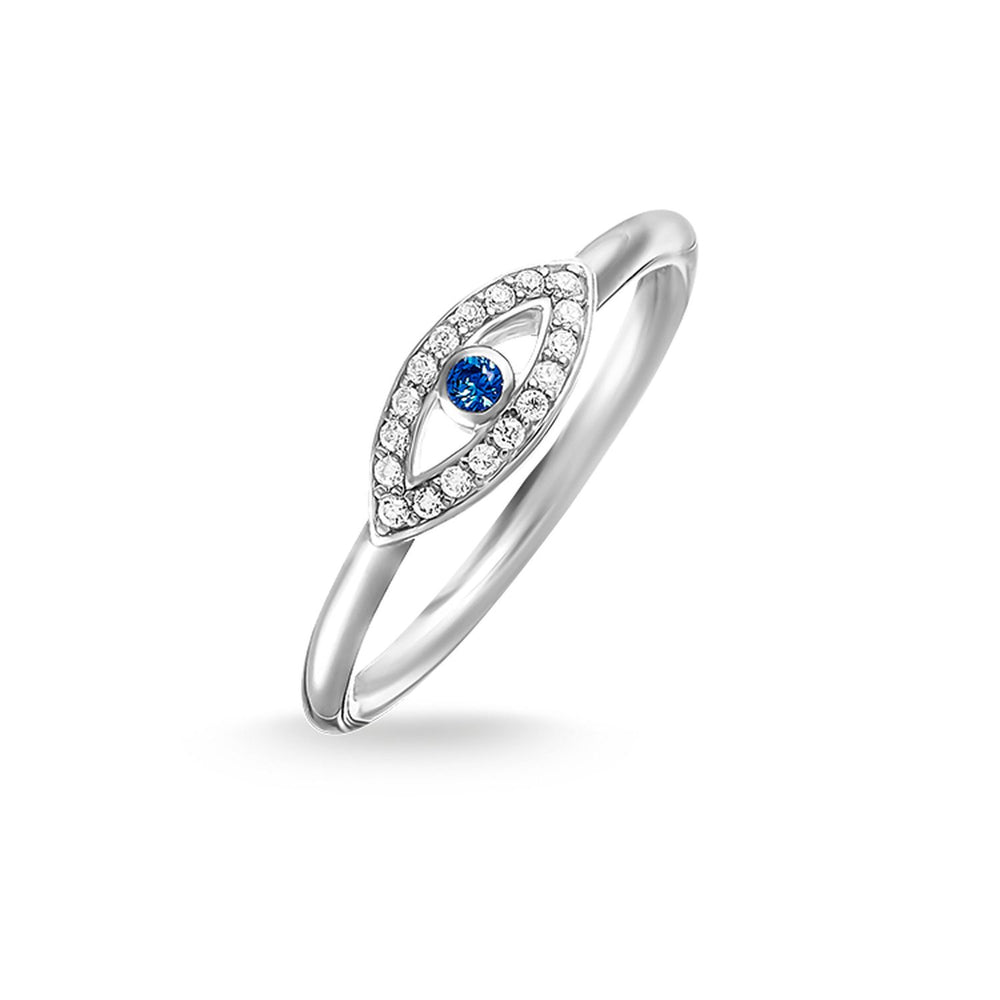 "Ring ""Blue Nazar Eye "" - THOMAS SABO Thailand"