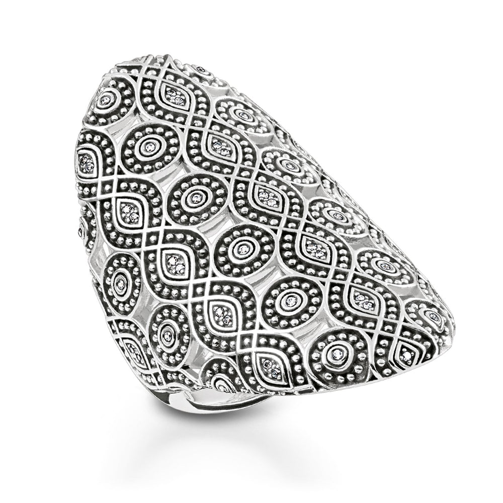 "Ring ""Ethno Ornamentation"" - THOMAS SABO Thailand"