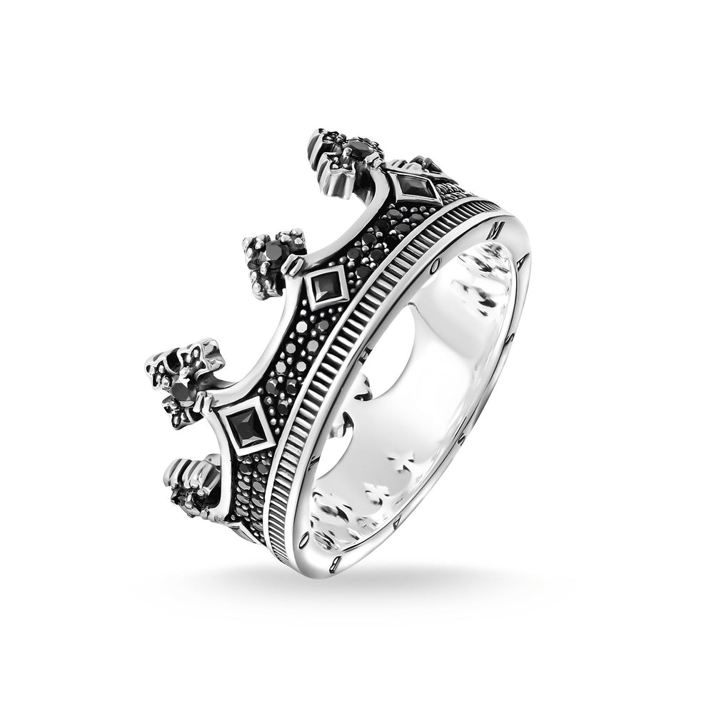 "Ring ""crown"" - THOMAS SABO Thailand"