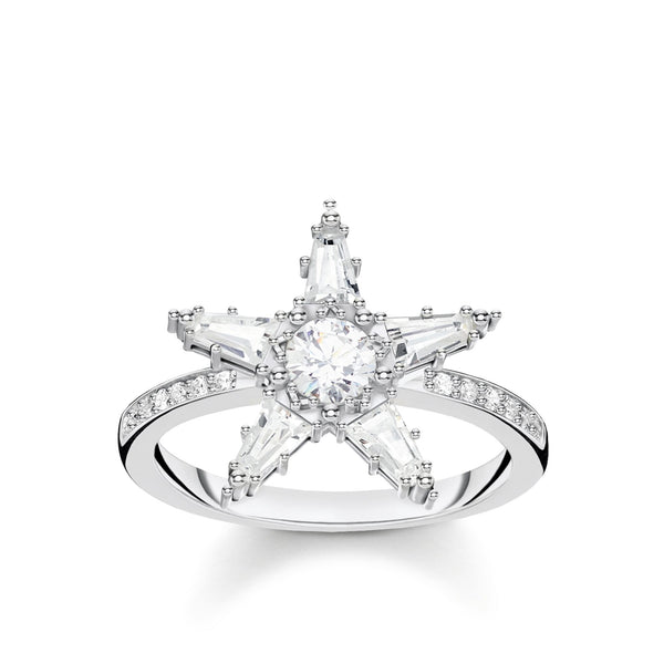 Ring Star, large - THOMAS SABO Thailand