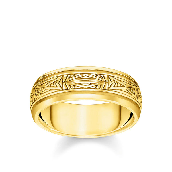Ring Ornaments, gold