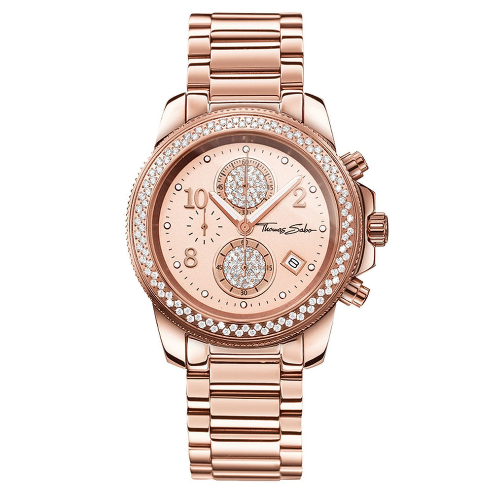 "Women's Watch ""GLAM CHRONO"" - THOMAS SABO Thailand"