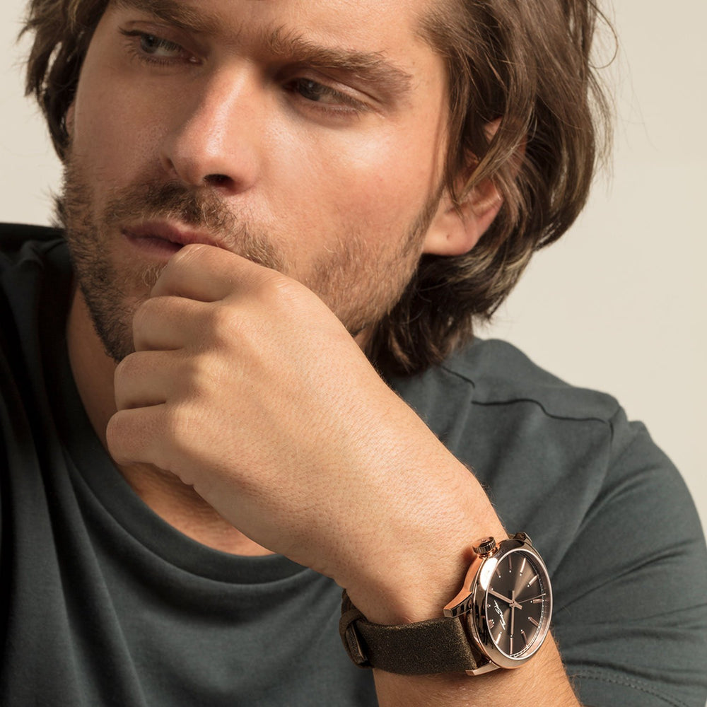 "Men's Watch ""Rebel At Heart Men"" - THOMAS SABO Thailand"