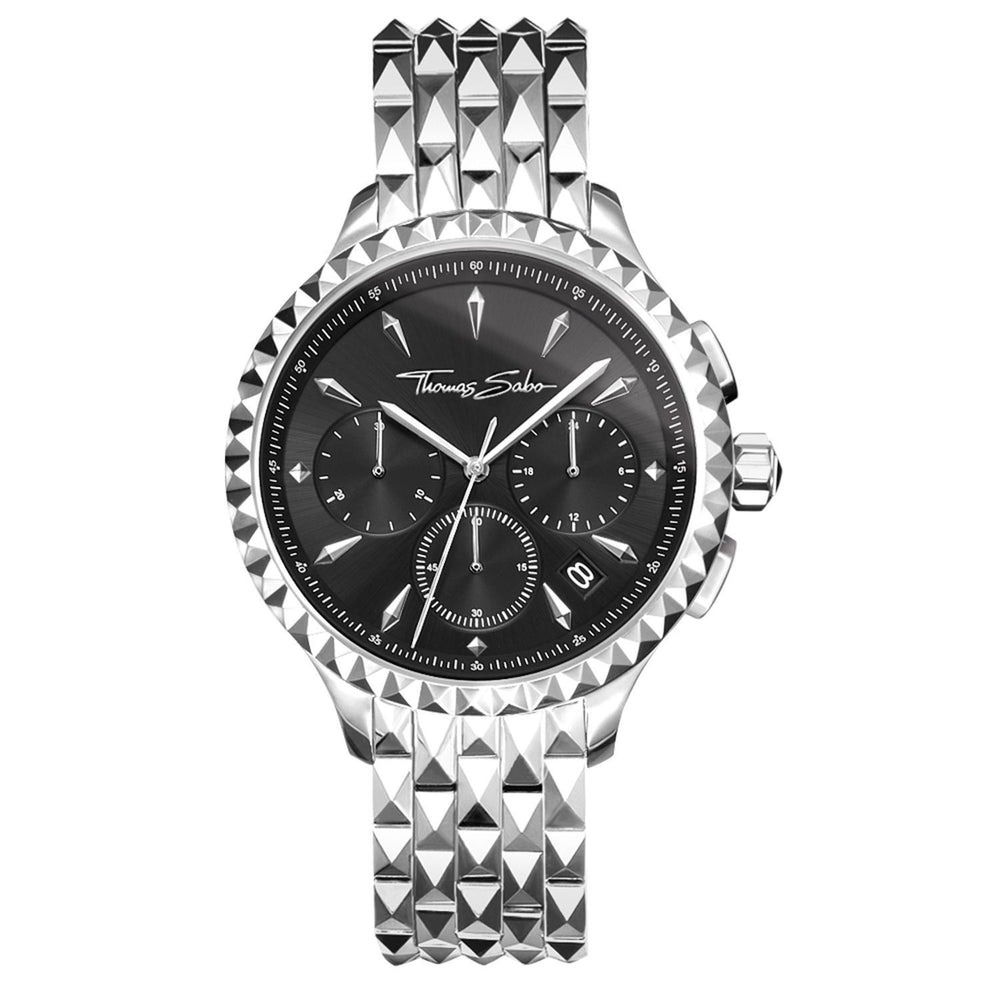 "Women's Watch ""Rebelle Chronograph"" - THOMAS SABO Thailand"