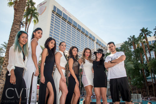 Vegas Poolside Pageant