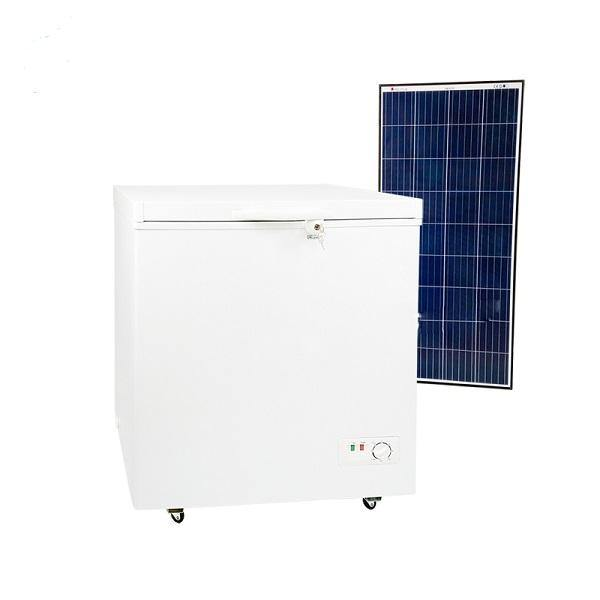 Solar Freezer - Ben's Discount Supply