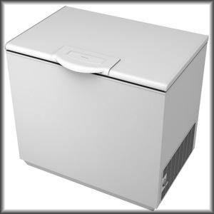 Sundanzer DCF225 8.1 cu. ft. Solar/Battery DC 12v/24v Powered Chest Freezer *OUT OF STOCK* - Ben's Discount Supply