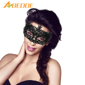 Gorgeous Glitter Sexy Women Eye Face Masquerade Masks for Carnival Festive Party Supplies Masquerade Mask
