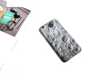 Moon Space Stone Slim Hard Case Cover For iphone 7, 7 Plus