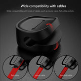 Tech Fashion Magnetic Mobile Cable Organizer/Cable Winder