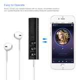 Bluetooth 3.5mm Music Audio Receiver Adapter
