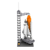 Space Launching Center Shuttle Building Blocks