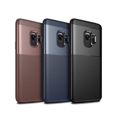 Luxury Soft TPU Silicone Back Case Cover For Samsung