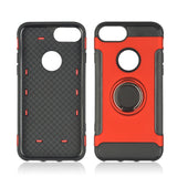 360 Ring Holder Shockproof Back Case for IPhone
