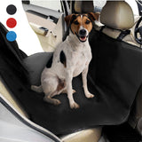 Waterproof Dog Car Seat Cover Hammock Style