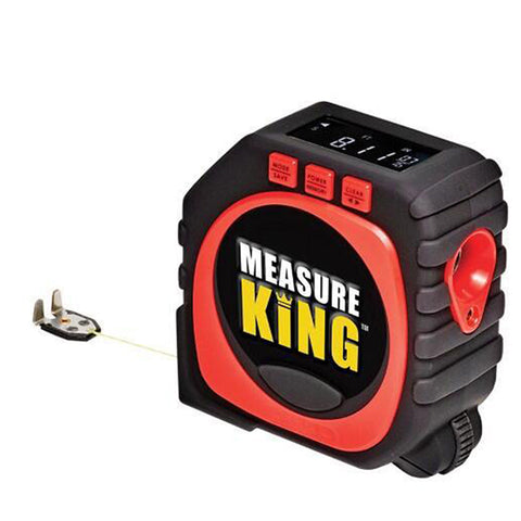 Measure King 3-in-1 Digital Tape String Mode Tools