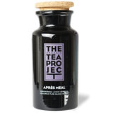 Après Meal Herbal Glass Tea Caddy + 25 Tea Pyramids Was $37.45 Now $20