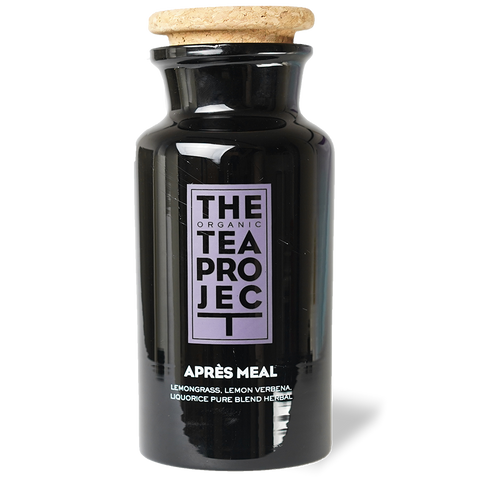 On The Go Bundle: Ayurvedic Herbal Tea Loose Leaf (120g x 2) + Tea Flask