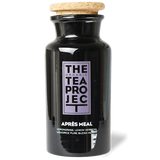 The Organic Tea Project Teaware Après Meal Herbal Glass Tea Caddy